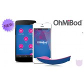 OhMiBod BlueMotion NEX1 - Wearable Vibrator