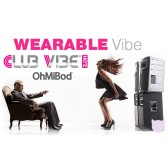 OhMiBod - Club Vibe 2.0H Wearable Vibrator