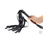 Sex and Mischief Faux Leather Flogger