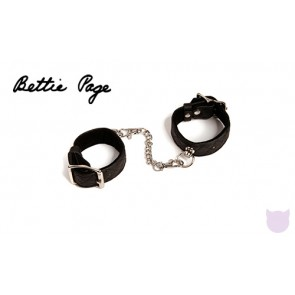 Bettie Page Wild 'n' Willing Wrist Cuffs