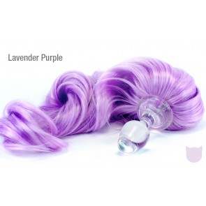 Crystal Minx Faux Pony Tail Plug by Crystal Delights