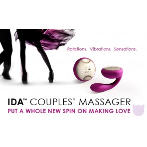 LELO Ida Remote-Control couples' massager
