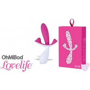 Lovelife Adventure by OhMiBod Triple Stimulation Vibrator