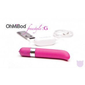 OhMiBod - Freestyle :G Wireless Music Vibrator
