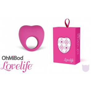 Lovelife Share by OhMiBod Couples Ring