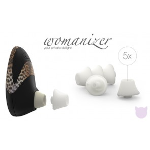 WOMANIZER Silicone Heads